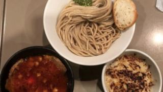 つけ麺五ノ神製作所新宿店の焼きチーズご飯
